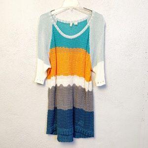 Anthropologie | Moth Sweater Dress XL